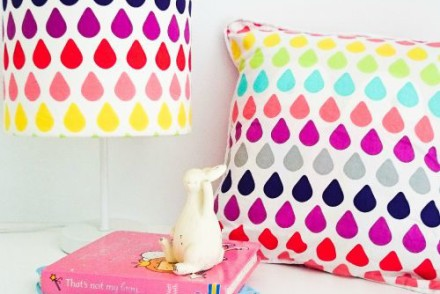 Cushions and Lamps from KBS Designs
