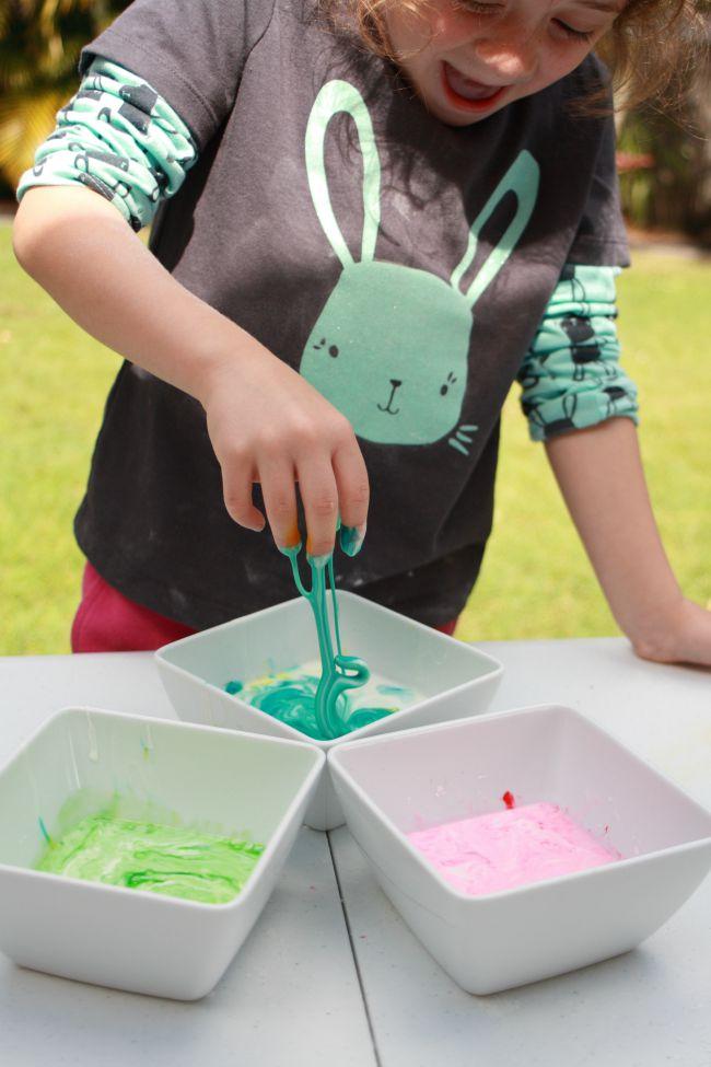 Gooey Slime kids craft