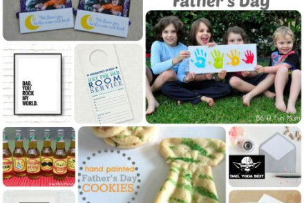 Ideas for Fathers Day Gifts
