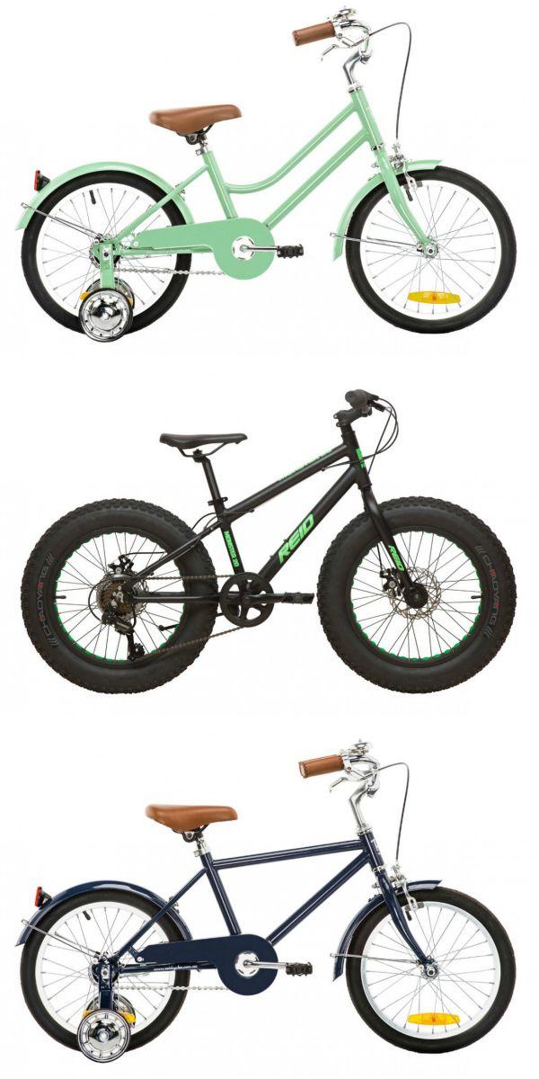 Kids Bikes from Reid Cycles