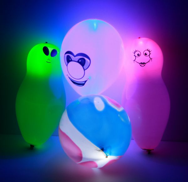 Light up your party with Illooms