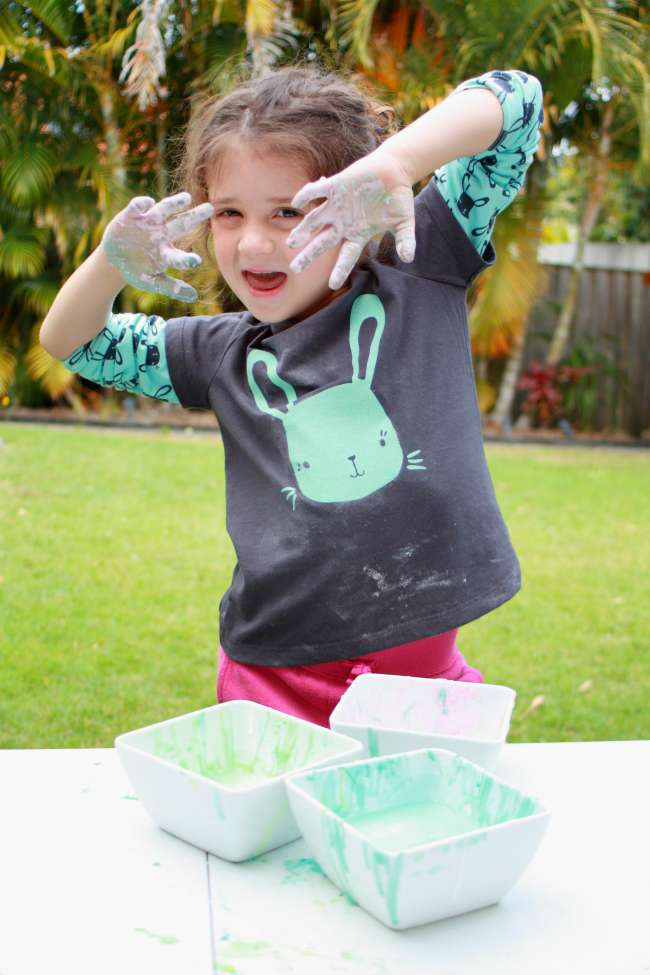 Lots of fun with Gooey Slime