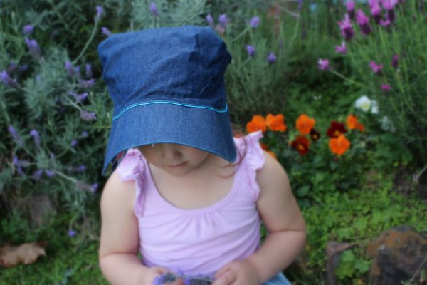 Sun Bonnet Review at Handmade Kids