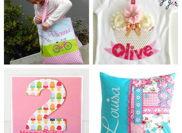 Fabulous Handmade Friday Finds Pretty and Personalised