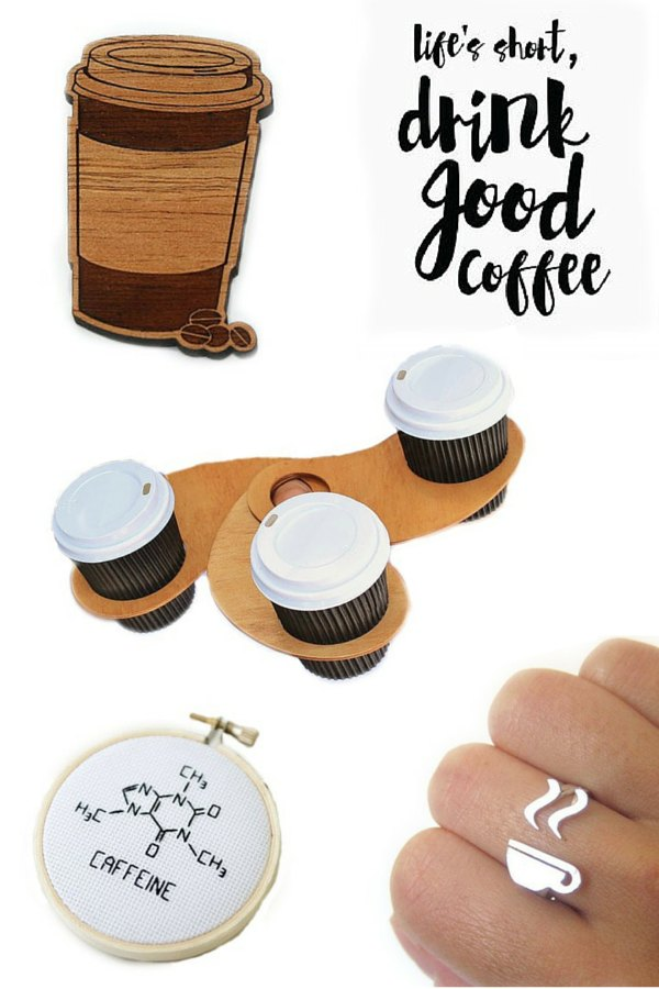 Gift ideas for the Coffee Lover