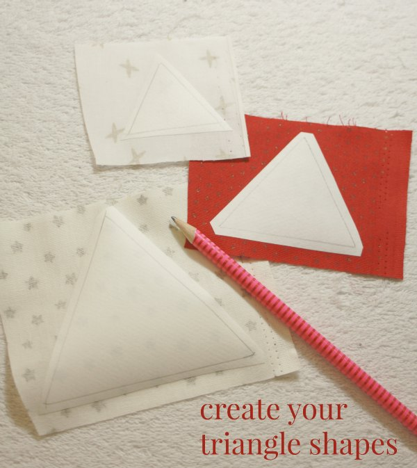 Create your triangle shapes
