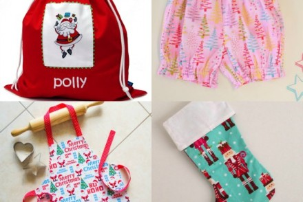 Fabulous Handmade Friday Finds for Christmas