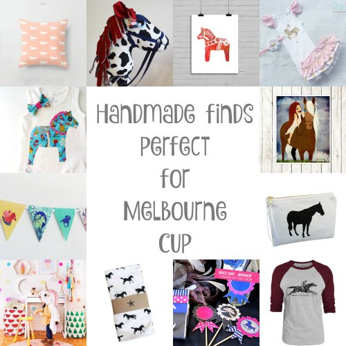 Handmade Finds perfect for Melbourne Cup