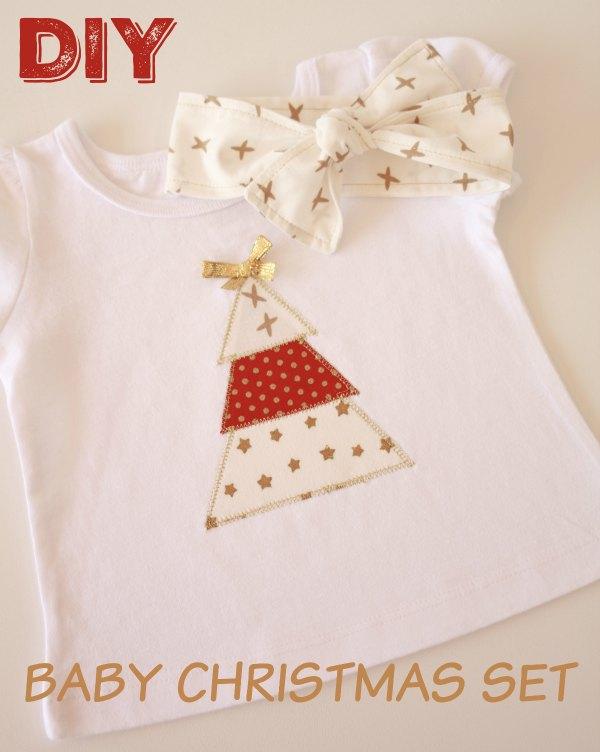 Make a Baby Christmas Set