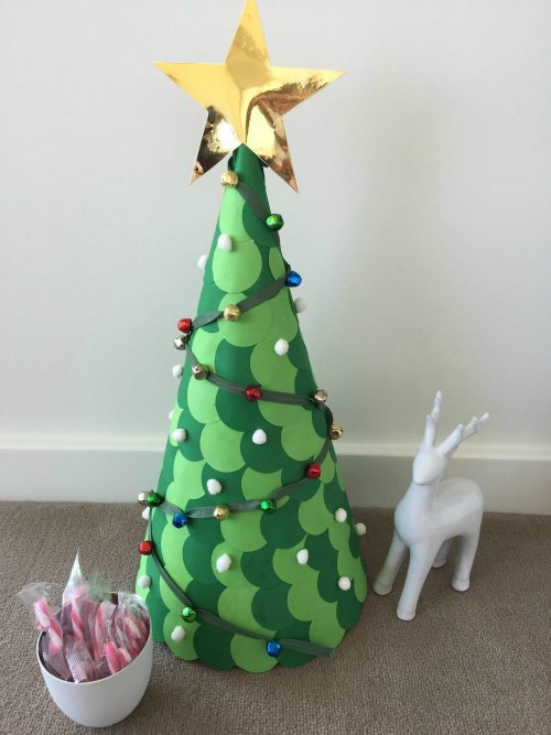 Card Christmas Tree by Sweet Little Pretties