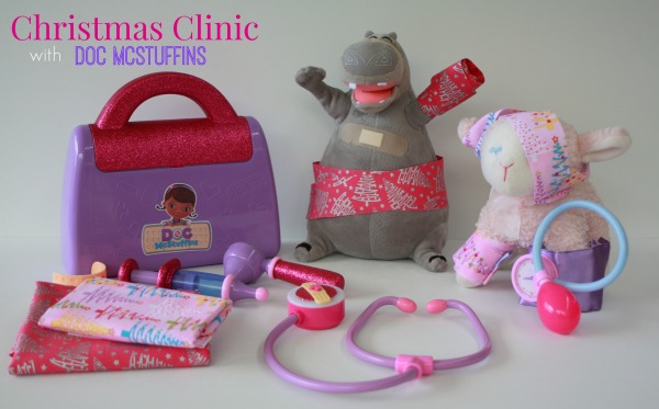 Christmas Clinic with DOC McStuffins
