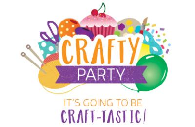 Crafty Party at Spotlight