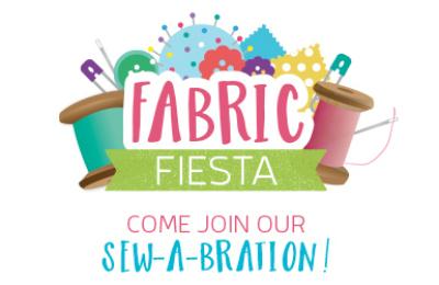Fabric Fiesta at Spotlight