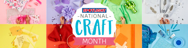 Spotlight's National Craft Month