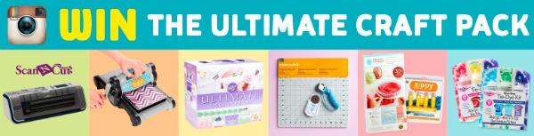 Win Ultimate Instagram Craft Prize