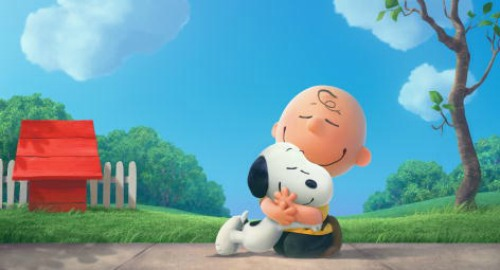 Snoopy & Charlie Brown The Peanuts Movie