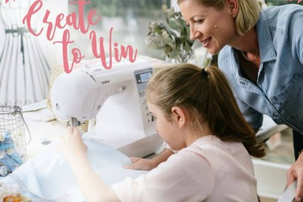 WIN an amazing Craft Package this Mothers Day with Brother Australia