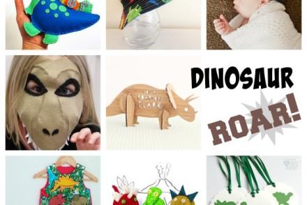 Dinosaur gift guide