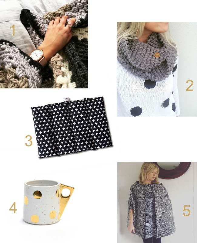 Five Handmade Winter Essentials