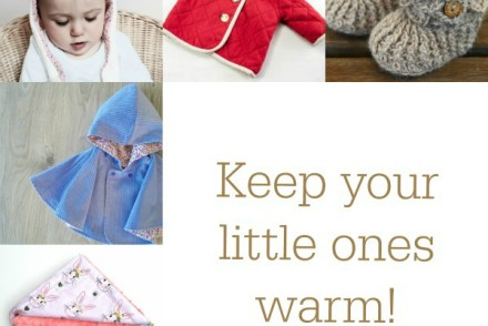 5 must haves for baby this winter