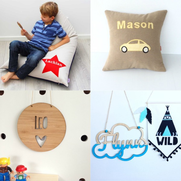 Personalised Kids Gift Ideas