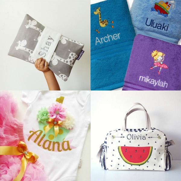 Personalised gift ideas for kids
