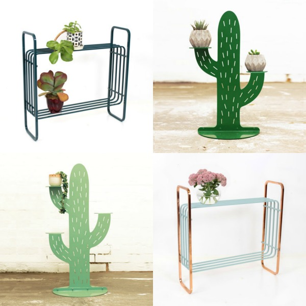 Plant stands by BankyMoon