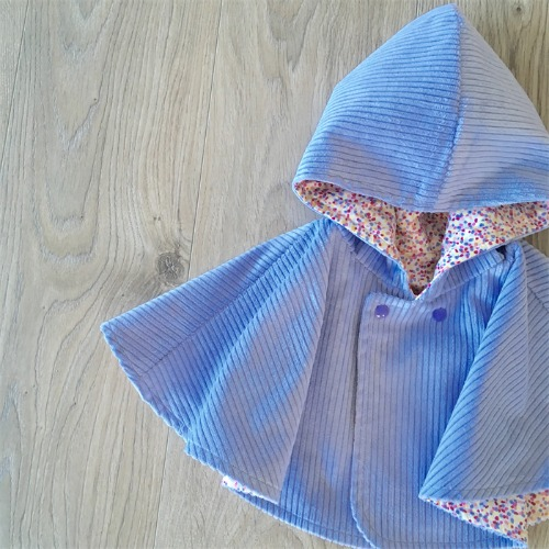 handmade Hooded Cape