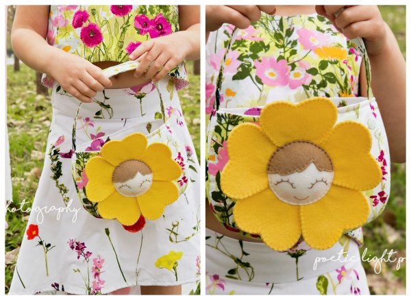 DARLING DAISY GIRLS BAG