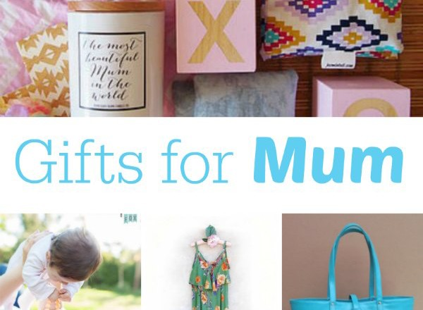 Gift Ideas for a New Mum