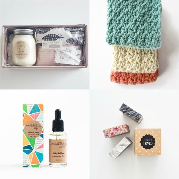 Gift ideas to Pamper Mum