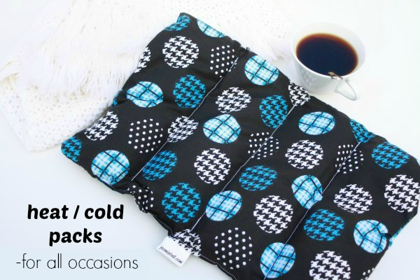 Jazminbell Heat Cold Packs for all occasions