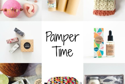 Pamper Gift Set Ideas for mum