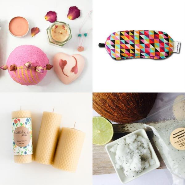 Pamper Gift ideas for Mum