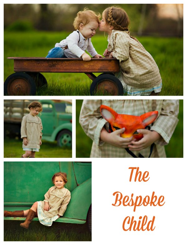 The Bespoke Child handmade dresses