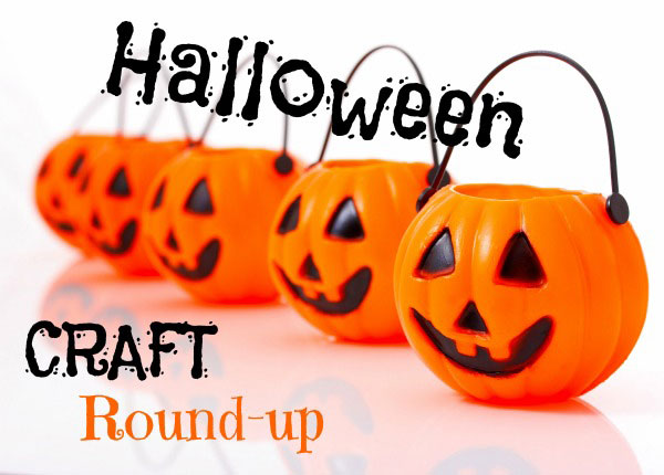 Halloween Craft Roundup