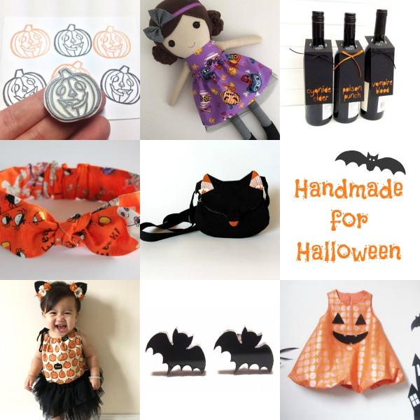 Handmade for Halloween