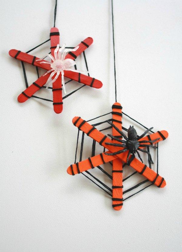 craft spider-web