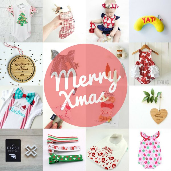 Baby Gift Guide : Christmas series gift ideas for baby handmade kidshandmade kids