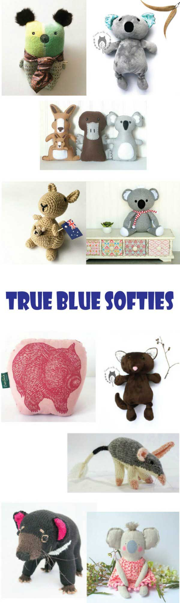 Australian-Soft-Toys