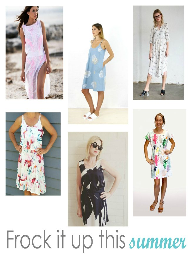 Summer dresses for ladies
