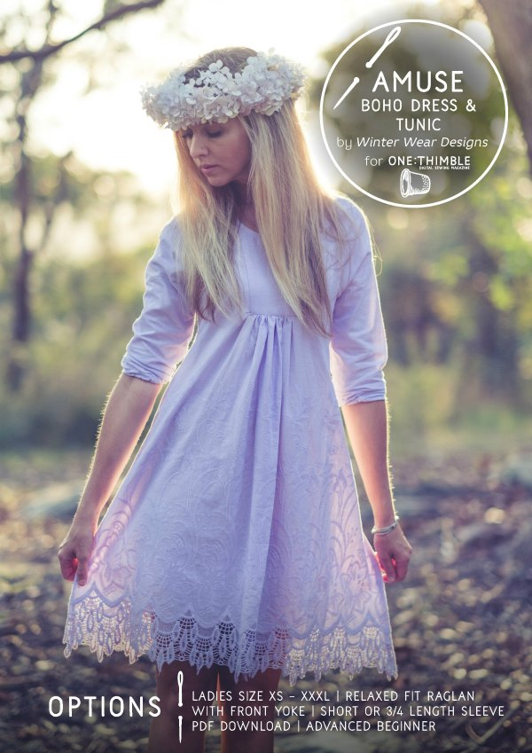 Amuse Boho Dress and Tunic