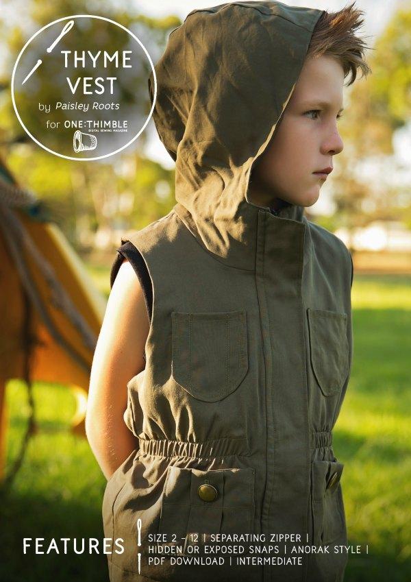 Thyme Vest