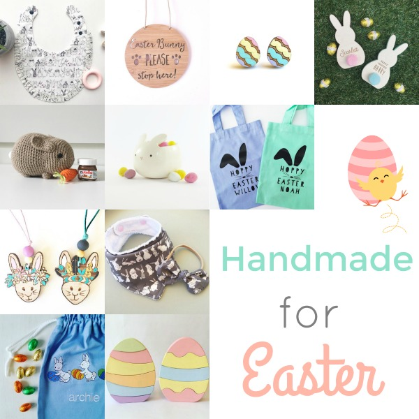 Handmade Gifts for Easter