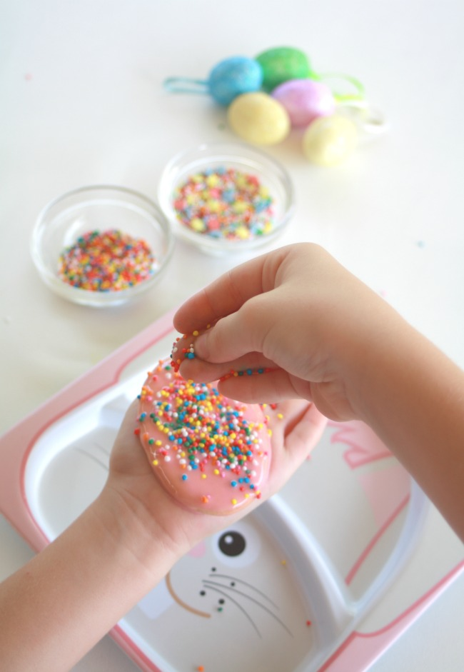 decorate your easter cookies