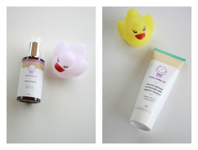 Natural scalp oil and moisturiser