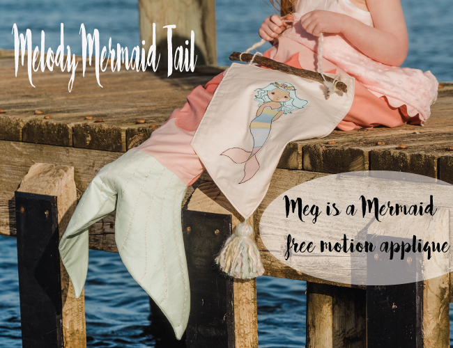 Melody-Mermaid-Tail pdf pattern