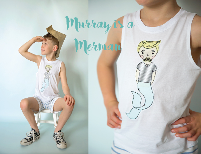 Murray-is-a-Merman pattern