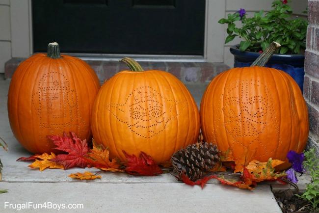 Star-Wars-Pumpkins