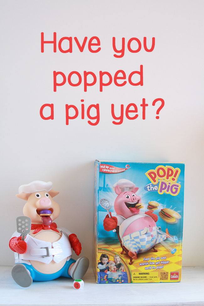 Pop the Pig Game review